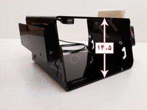 پایه مانیتور و زیرمانیتوری ارتفاع متغیر رایار