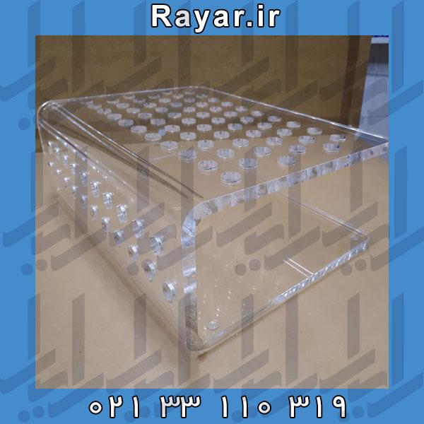 زیرلپتاپی های سفارشی شفاف رایار